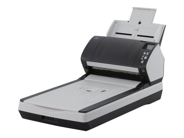Fujitsu fi-7260 - Dokumentenscanner - Duplex - A4/Legal - 600 dpi x 600 dpi - bis zu 60 Seiten/Min.