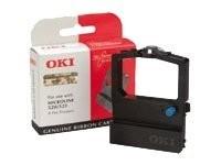 OKI 1 - Schwarz - Farbband - für Microline 520