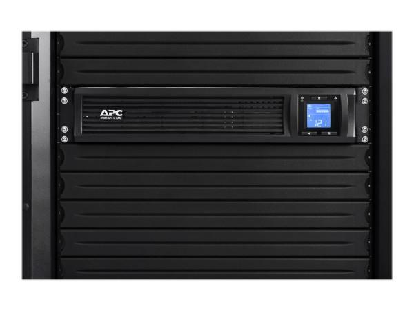 APC Smart-UPS C - USV (Rack - einbaufähig) - Wechselstrom 230 V