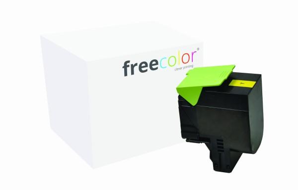 freecolor CS410Y-HY-FRC - 3000 Seiten - Gelb - 1 Stück(e)