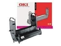 OKI Magenta - Trommel-Kit - für C7200, 7200dn
