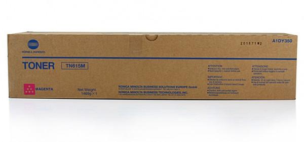 Konica Minolta Minolta TN615M - Magenta - Original - Tonerpatrone