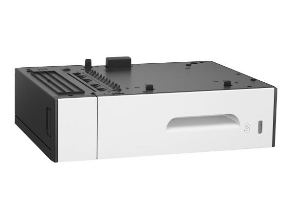 HP Medienschacht - 500 Blätter in 1 Schubladen (Trays)