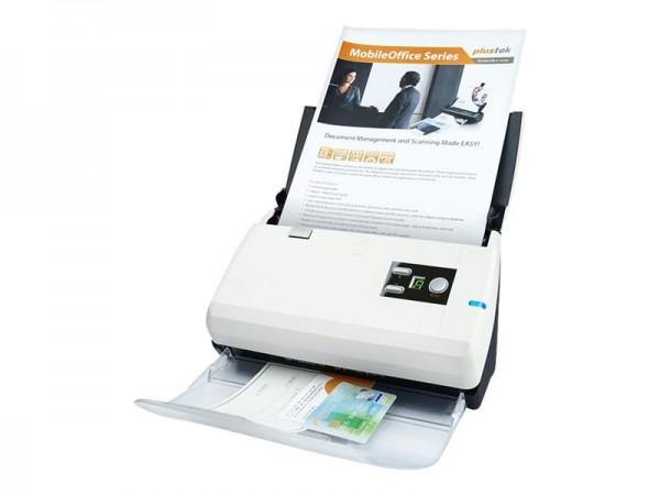 Plustek SmartOffice PS30D - Dokumentenscanner - Duplex - 220 x 5080 mm - 600 dpi x 600 dpi - bis zu