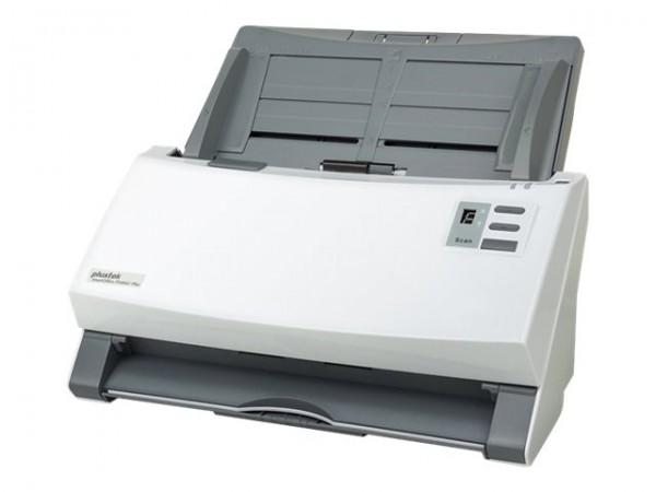 Plustek SmartOffice PS406U Plus - Dokumentenscanner - Duplex - 216 x 5080 mm - 600 dpi x 600 dpi - b
