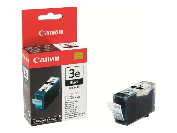 Canon BCI-3E - Photo schwarz - Original - Tintenbehälter