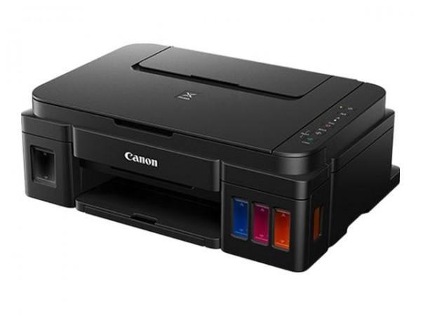 Canon PIXMA G3501 - Multifunktionsdrucker - Farbe - Tintenstrahl - Refillable - 216 x 297 mm (Origin