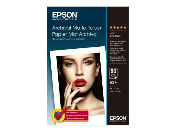 Epson Archival - Matt - Super A3/B (330 x 483 mm)