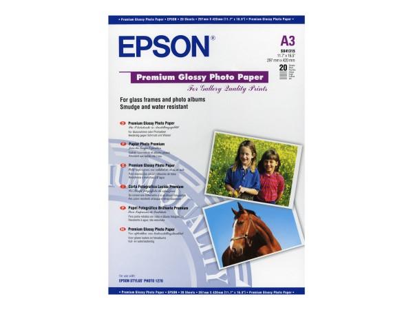 Epson Premium - Glänzend - A3 (297 x 420 mm)