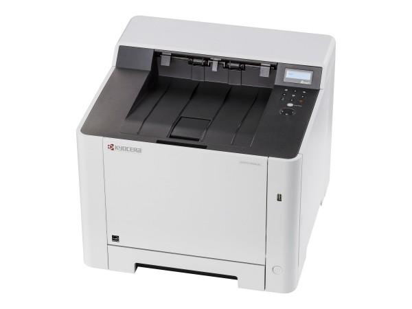Kyocera ECOSYS P5026cdn - Drucker - Farbe - Duplex - Laser - A4/Legal - 9600 x 600 dpi - bis zu 26 S
