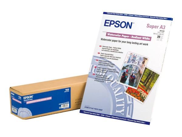 Epson Radiant White - A3 plus (329 x 423 mm)