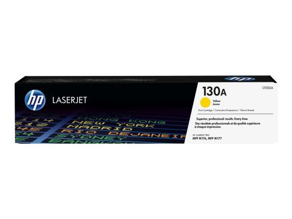 HP 130A - Gelb - Original - LaserJet - Tonerpatrone (CF352A)