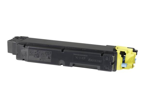 Kyocera TK 5140Y - Gelb - Tonersatz - für ECOSYS M6030cdn
