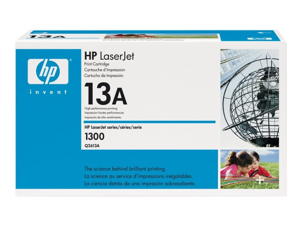 HP 13A - Schwarz - Original - LaserJet - Tonerpatrone (Q2613A)