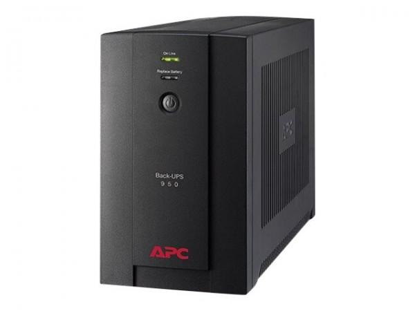 APC Back-UPS 950 - USV - Wechselstrom 230 V - 480 Watt