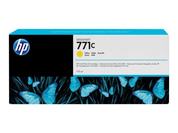 HP 771C - 775 ml - Gelb - Original - Tintenpatrone