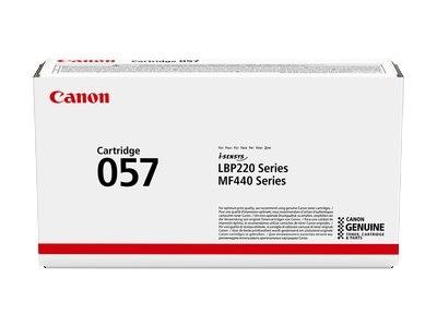 Canon 057 - Schwarz - Original - Tonerpatrone