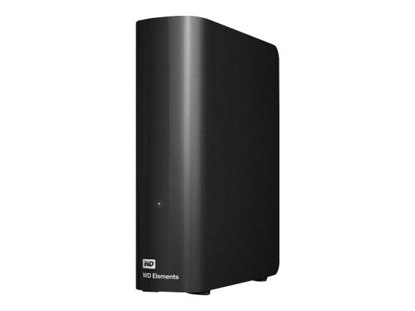 WD Elements Desktop WDBWLG0060HBK - Festplatte - 6 TB - extern (Stationär)