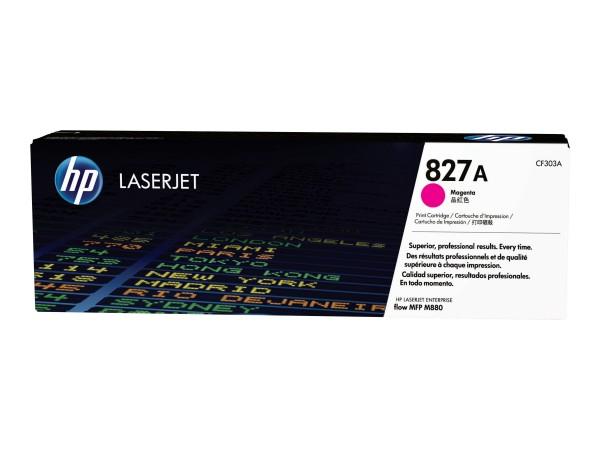 HP 827A - Magenta - Original - LaserJet - Tonerpatrone (CF303A)