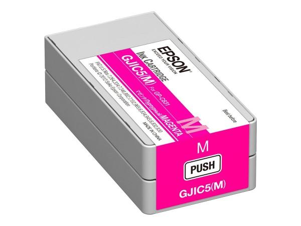 Epson GJIC5(M) - Magenta - Original - Tintenpatrone
