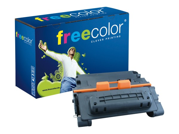 freecolor 380 g - Schwarz - Tonerpatrone (Alternative zu: HP 90A)