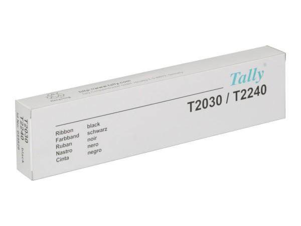 TallyGenicom Schwarz - Farbband - für Tally T2240, T2240/24, T2240/9