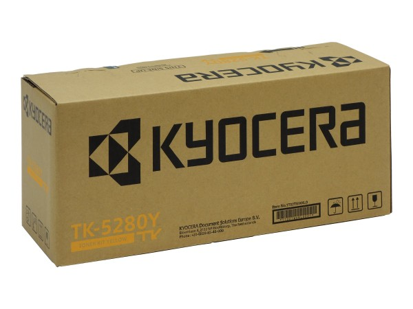 Kyocera TK 5280Y - Gelb - Original - Tonersatz