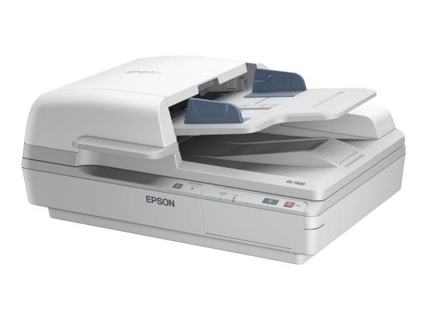 Epson WorkForce DS-6500 - Dokumentenscanner - Duplex - A4 - 1200 dpi x 1200 dpi - bis zu 25 Seiten/M