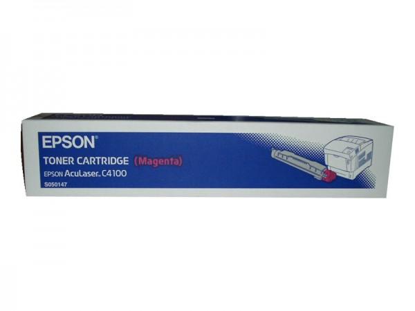 Epson Magenta - Original - Tonerpatrone - für AcuLaser C4100