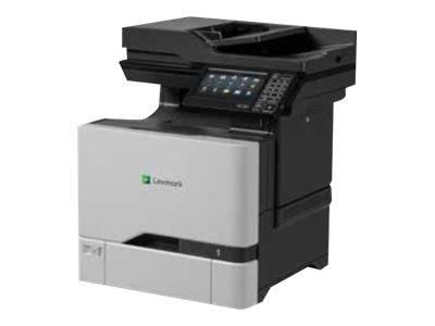 Lexmark CX725dhe - Multifunktionsdrucker - Farbe - Laser - 216 x 355 mm (Original)