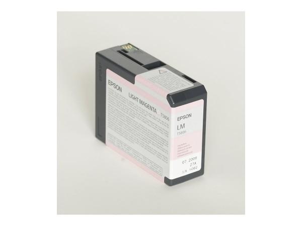 Epson T5806 - 80 ml - hellmagentafarben - Original