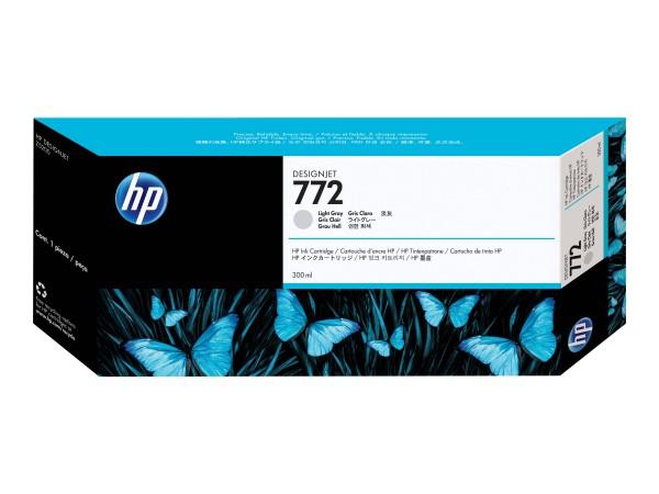 HP 772 - 300 ml - Hellgrau - Original - DesignJet