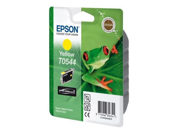 Epson T0544 - 13 ml - Gelb - Original - Tintenpatrone