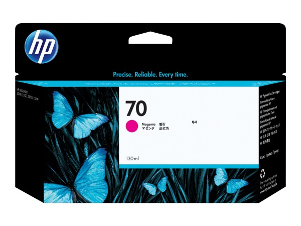 HP 70 - 130 ml - Magenta - Original - DesignJet