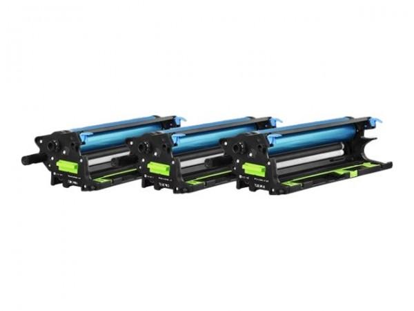 Lexmark Fotoleitereinheit LCCP (Packung mit 3)