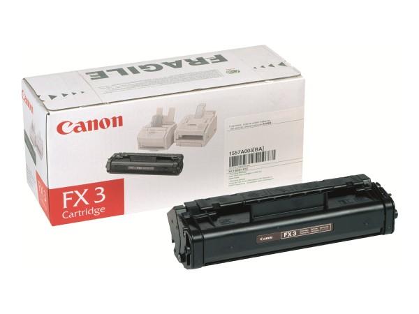 Canon FX-3 - Schwarz - Original - Tonerpatrone