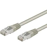 Wentronic CAT 5-500 SFTP Grey 5m - 5 m - RJ-45 - RJ-45 - Grau