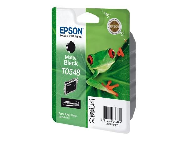 Epson T0548 - 13 ml - mattschwarz - Original