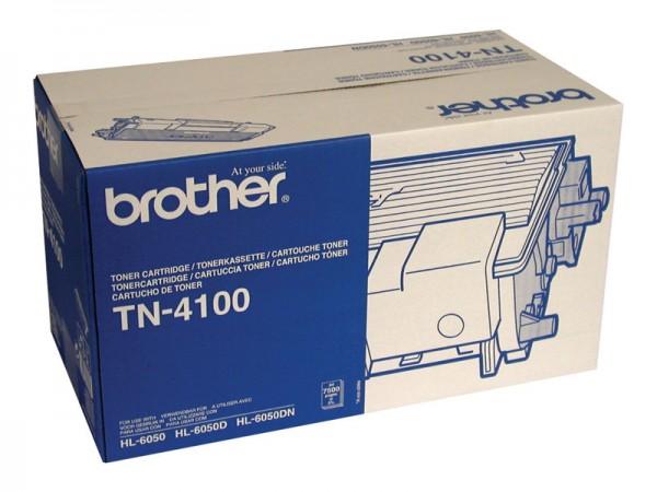 Brother TN-4100 - Schwarz - Original - Tonerpatrone