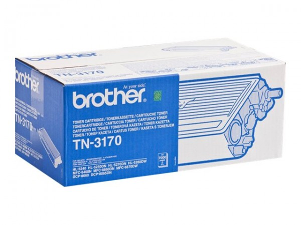Brother TN-3170 - Schwarz - Original - Tonerpatrone