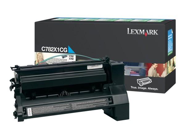 Lexmark Besonders hohe Ergiebigkeit - Cyan