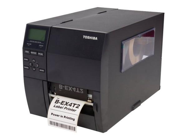 Toshiba TEC B-EX4T2-TS12-QM-R - Etikettendrucker - TD/TT - Rolle (20 cm)