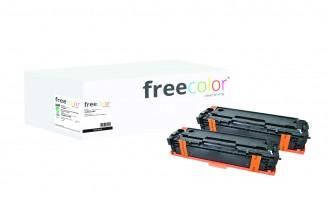 freecolor 1525K-2-FRC - 2000 Seiten - Schwarz - 2 Stück(e)