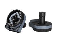 Epson Medienrollen-Adapterset v2 - für SureColor SC-T3000