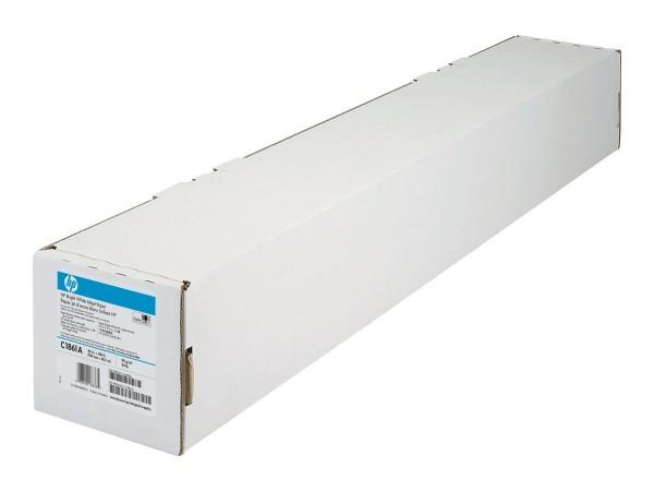 HP Holzfaser - matt - 4,7 mil - hochweiß - Rolle (91,4 cm x 91,4 m)
