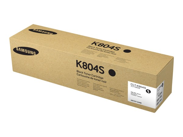 HP Samsung CLT-K804S - Schwarz - Original - Tonerpatrone (SS586A)