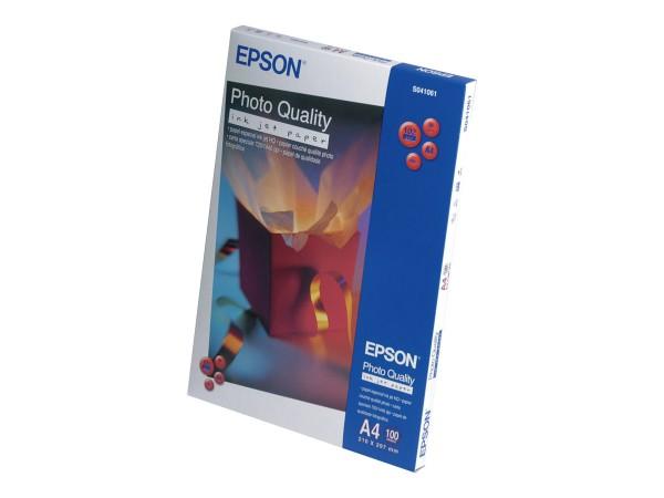 Epson Photo Quality Ink Jet Paper - Matt - beschichtet - A2 (420 x 594 mm)