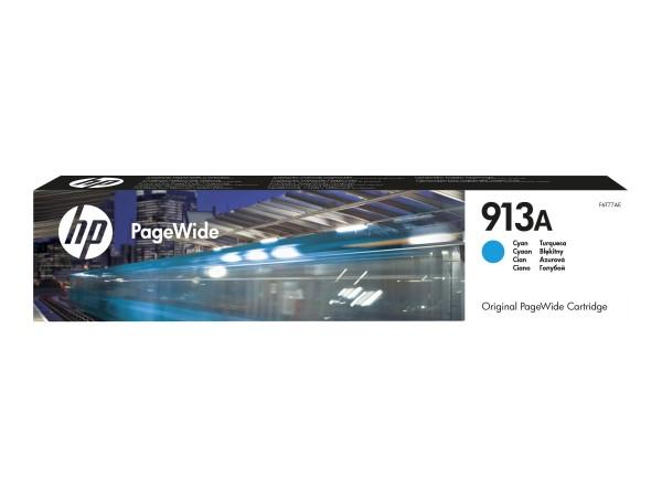 HP 913A - Cyan - Original - PageWide - Tintenpatrone