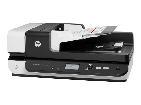 HP ScanJet Enterprise Flow 7500 - Dokumentenscanner - Duplex - 216 x 864 mm - 600 dpi x 600 dpi - bi