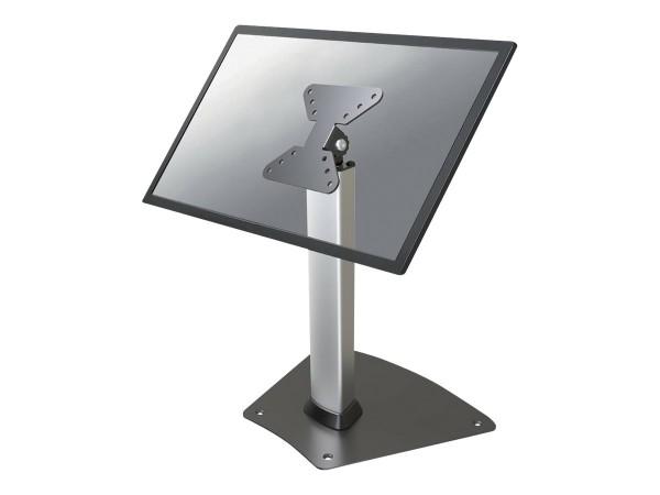 NewStar FPMA-D1500SILVER - Tischhalterung für LCD-Display - Silber - Bildschirmgröße: 25.4-81.3 cm (